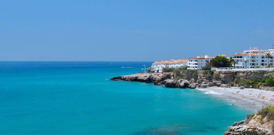 Villas To Rent At Apartmentos Marina Turquesa Nerja