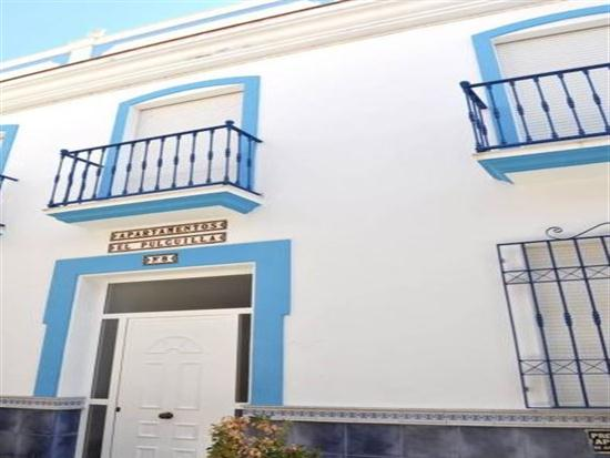 Entrance - Apartment in Nerja