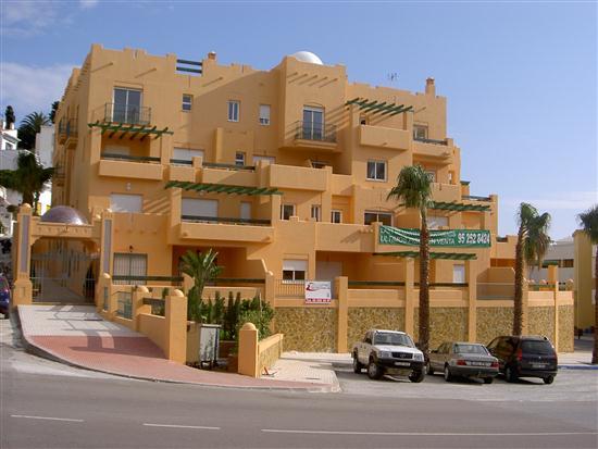 1 - Apartment complex